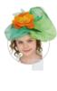 Цветочная шляпка - Бархатец