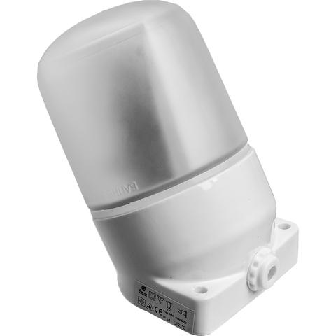Светильник электрический, керамический, угловой, влагозащищенный, термостойкий
