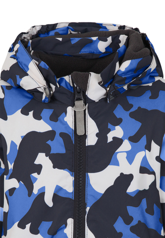 Зимняя куртка Ticket to Heaven Klas для мальчика синий
