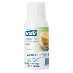 Сменный баллон для автоматического освежителя Tork Premium А1 фруктовый 75 мл