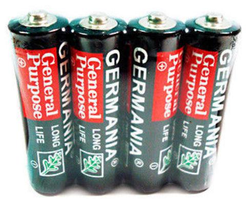 Батарейки Германия/Гетреди R-03 (ААА, 60/1200-1800)