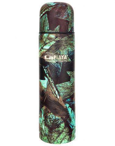 Термос LaPlaya Thermo Bottle Forest (1 литр), зеленый