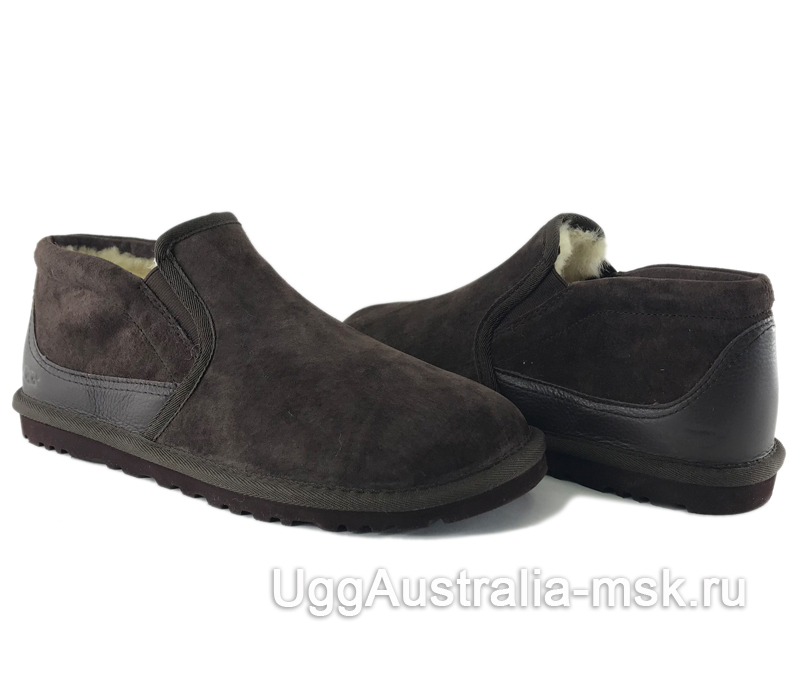 UGG Men's Slip-On Tasman II Сhocolate