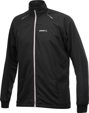Лыжная куртка Craft Touring мужская black
