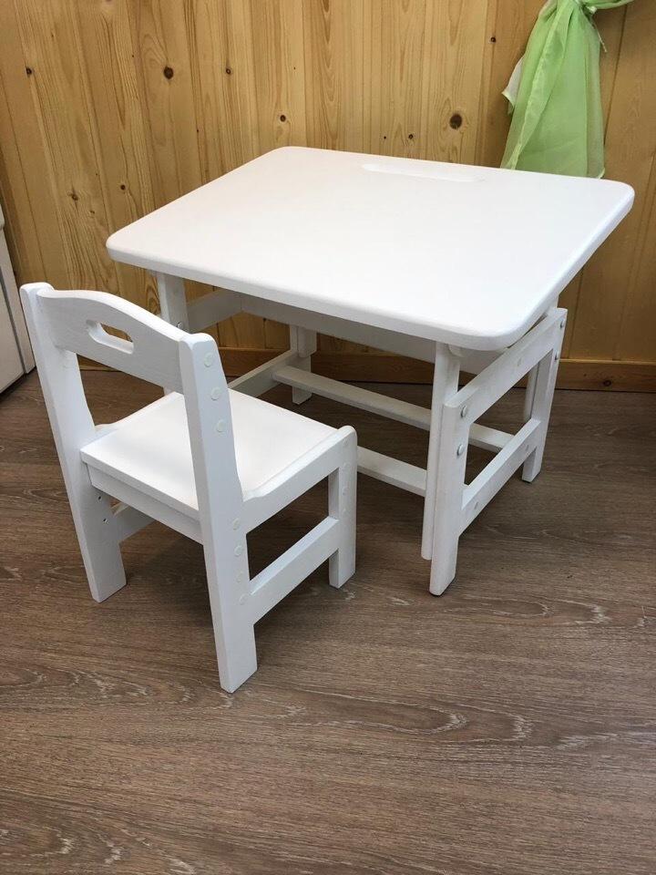 Стол-парта со стулом