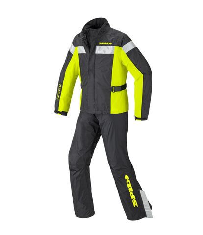 Дождевик-комбинезон Spidi Touring Rain Kit Yellow Fluo