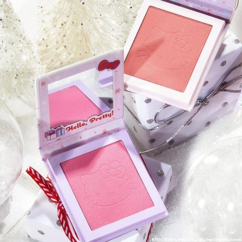 ColourPop Blush Compact At Frost Sight
