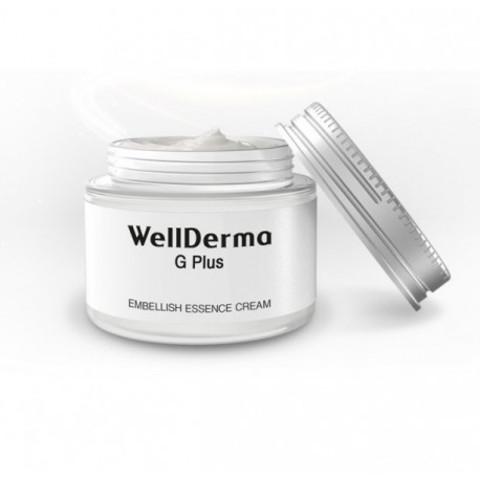 WELLDERMA Крем для лица УВЛАЖНЕНИЕ G Plus Embellish Essence Cream, 50 гр