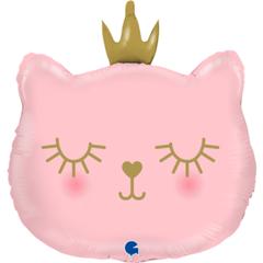 Г Фигура, Голова, Кошка в короне, 26