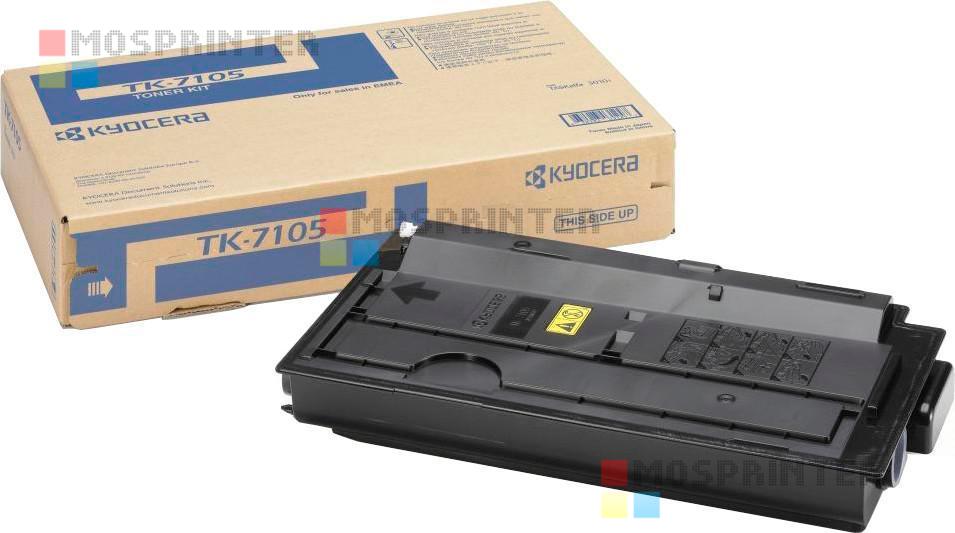 TK-7105 для Kyocera Mita TASKalfa 3010/3011