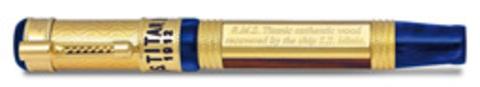 Ручка перьевая Ancora Titanic (Титаник)123