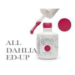 Harmony Gelish 464 - All Dahlia-ed up глянцевый малиновый