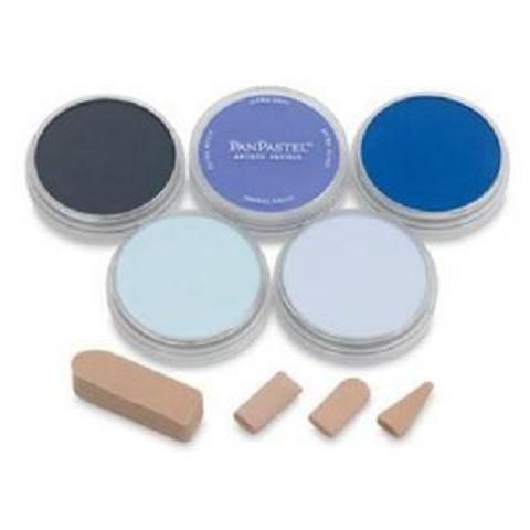 Набор ультрамягкой пастели PanPastel Ultra Soft Artist Pastel Set 9мл/ 5 шт- Blues