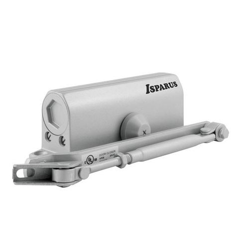 Дверной доводчик ISP 430 (серебро) 50 - 100 кг