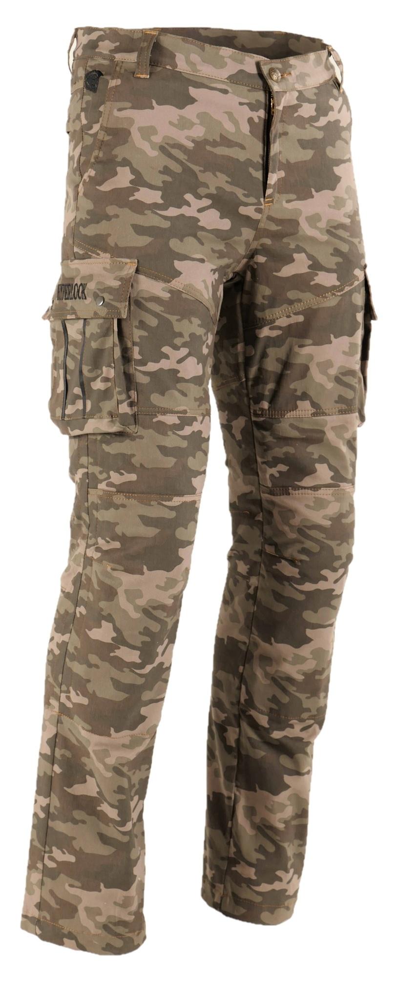HYPERLOOK BARRACUDA ARMY camouflage