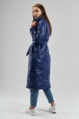 Пальто демисезонное Бонни синий