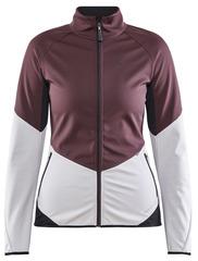 Утепленная ветрозащитная куртка для бега Craft Glide женская