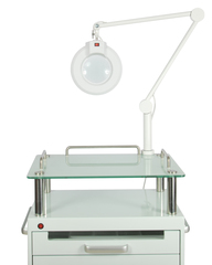 Лампа лупа для столика PRINCESS UV (СН-2)