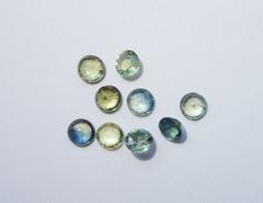 Сапфир 4.2-4.5 мм круг, набор