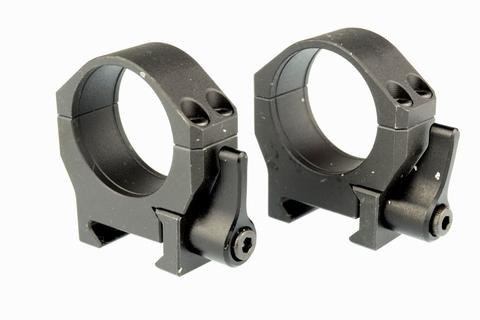 Быстросъемные кольца Luman Precision D30 низкие LP30LWAL