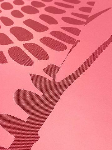 Легкий коврик для йоги Non slip Terra 183*61*0,6 см