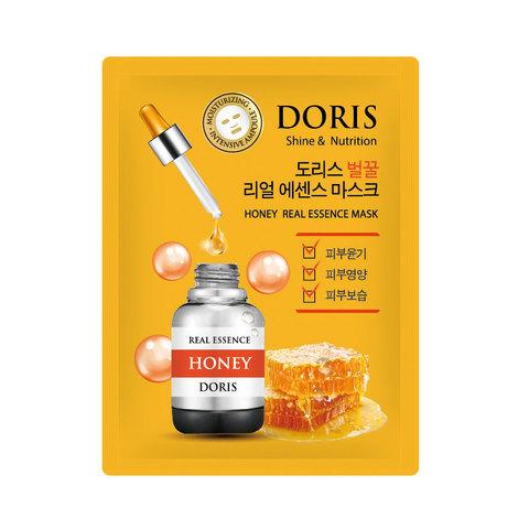 Тканевая маска для лица с экстрактом меда Doris