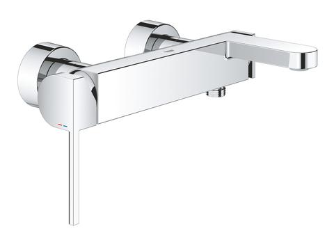 Смеситель для ванны GROHE Plus (33553003)