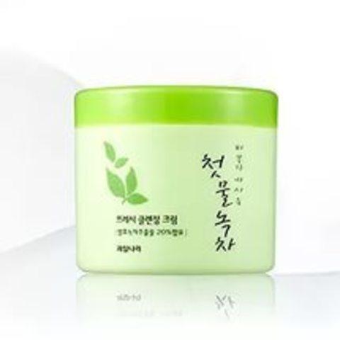 Green Tea Fresh Cleansing Cream
