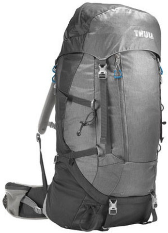 Картинка рюкзак туристический Thule Guidepost 65L Серый/Тёмно-Серый - 1
