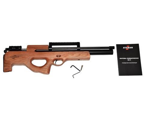 Пневматическая винтовка Ataman ML15 Булл-пап 6,35 мм (Дерево) (ML15 B16)