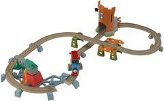 Fisher Price Игровой набор Томас и Замок из серии ТрекМастер (Y3418)