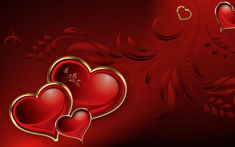 Печать на сахарной бумаге, День Влюбленных 6