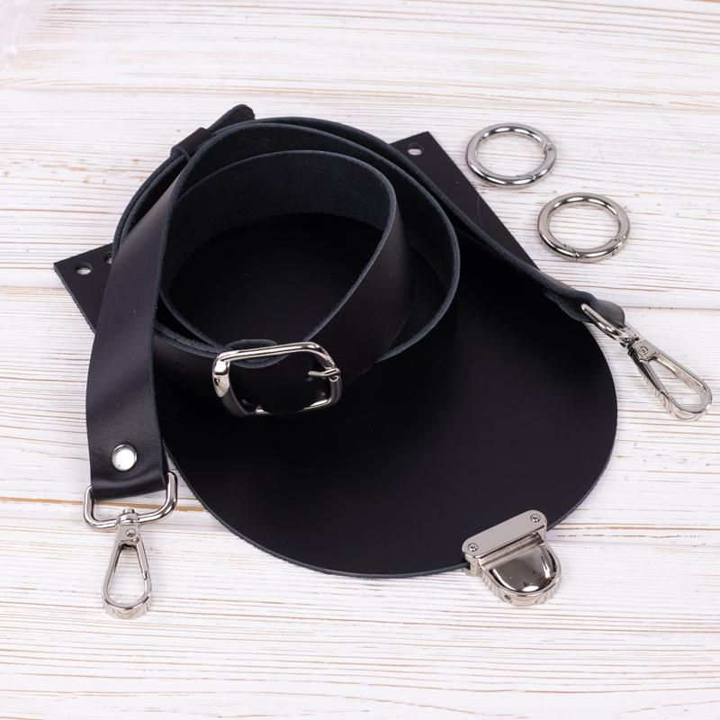 "Каталог Комплект для сумочки Орео ""Черный"" N1 IMG_7258.jpg"