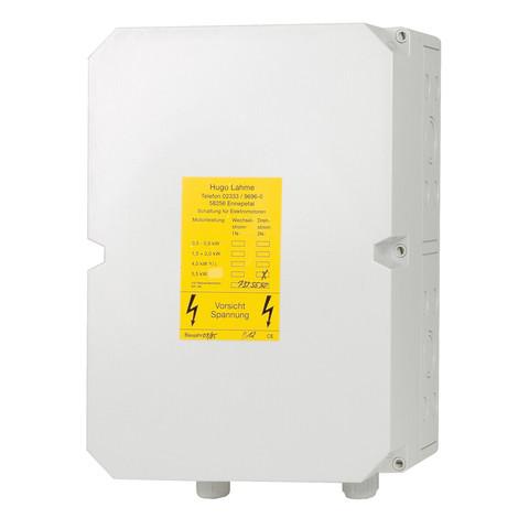 Блок управления Fitstar 7335050 для пневмокнопки 4,0 кВт, 400 В, 6,3-10 А, плавный пуск / 6118