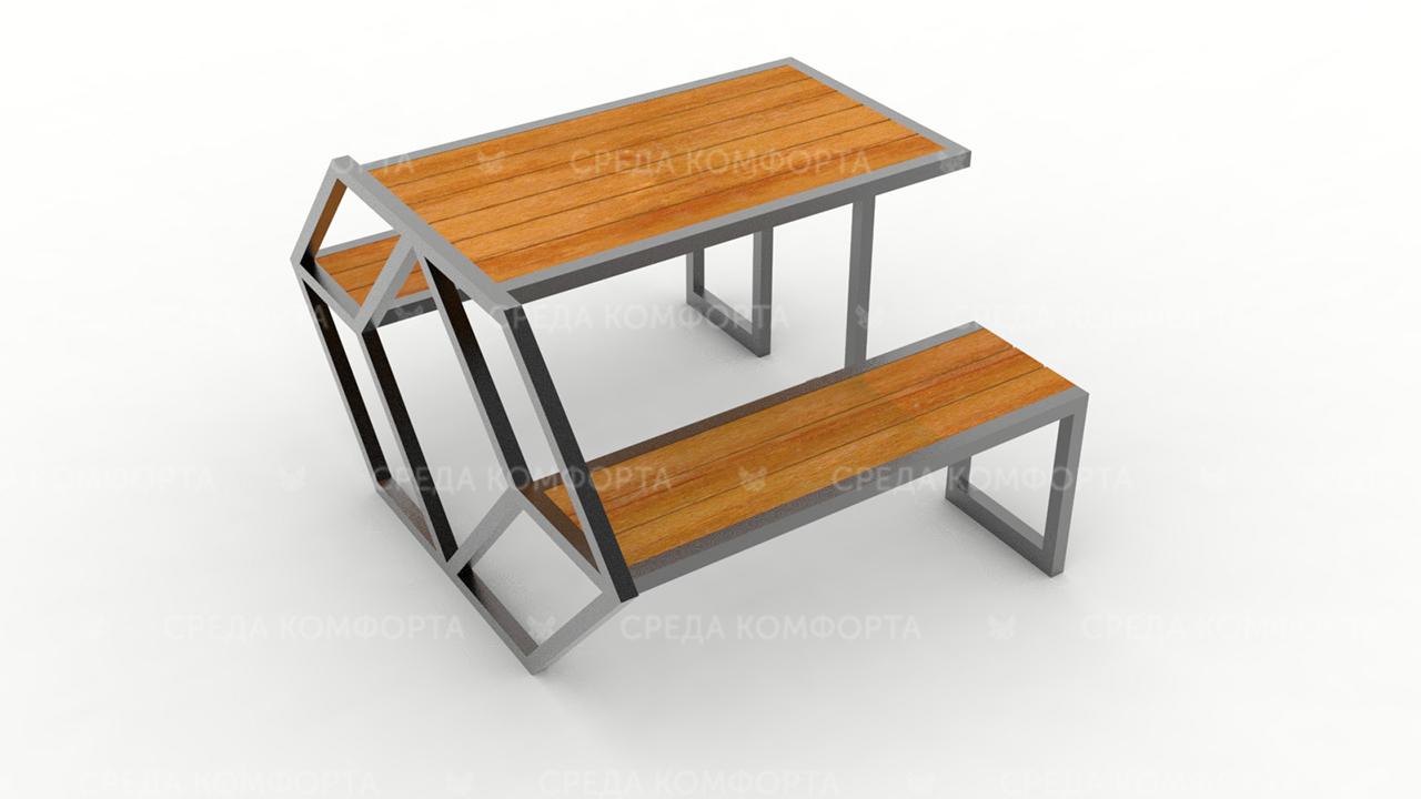 Скамейка со столом SCAM0239