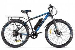 Электровелосипед Eltreco XT 800 (2020) Черно-синий