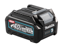 Угловая шлифовальная машина с диском 125 мм XGT® Makita GA005GZ с аккумулятором и зарядным устройством