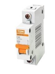 Автоматический выключатель 1/6A TDM Electric  SQ0218-0001