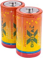 Батарейки X-Digital R20, D (12/240)