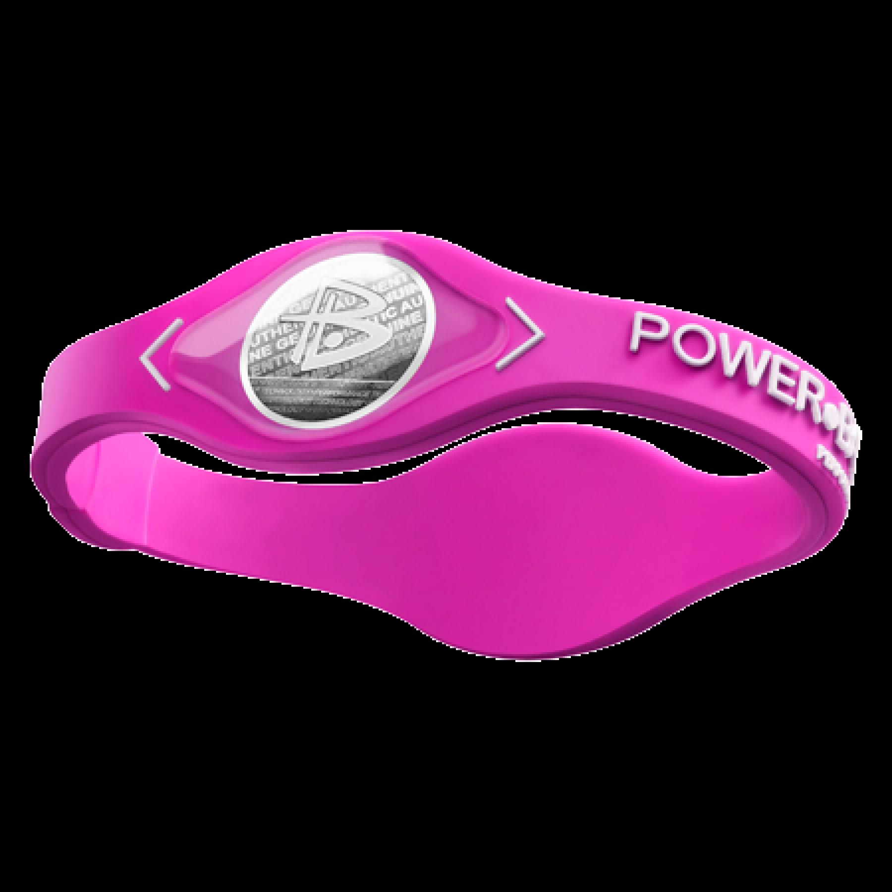 Браслет Power Balance  серия Core Pink