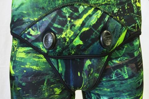 Куртка Epsealon Green Fusion Yamamoto 039 7 мм  спандекс – 88003332291 изображение 5