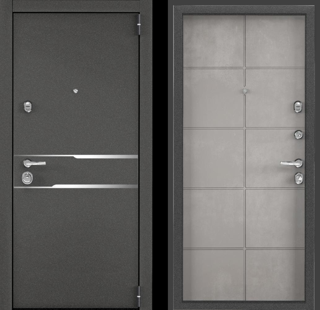 Входные двери Входная дверь Torex Super Omega 100 SP-17 колоре гриджио SO-HT-1 ПВХ бетон серый SUPER_OMEGA_100.png