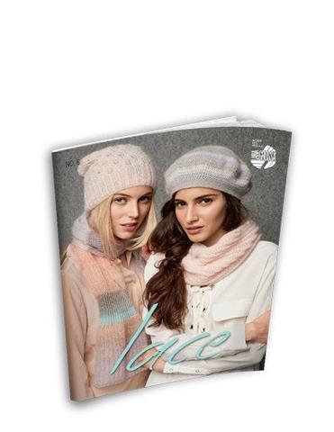 Журнал по вязанию Lace № 6 на русском языке