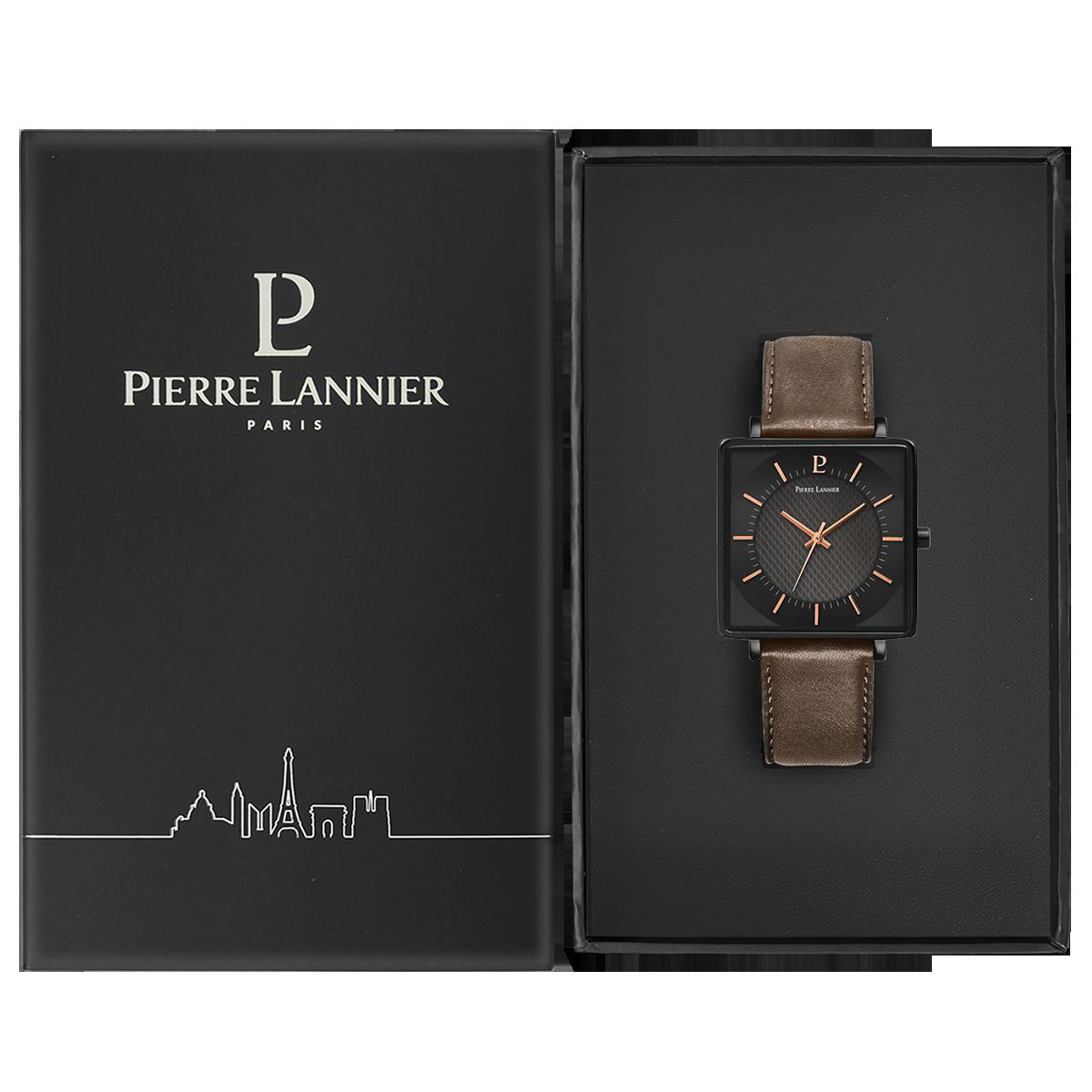 Мужские часы PIERRE LANNIER Lecare 211J434