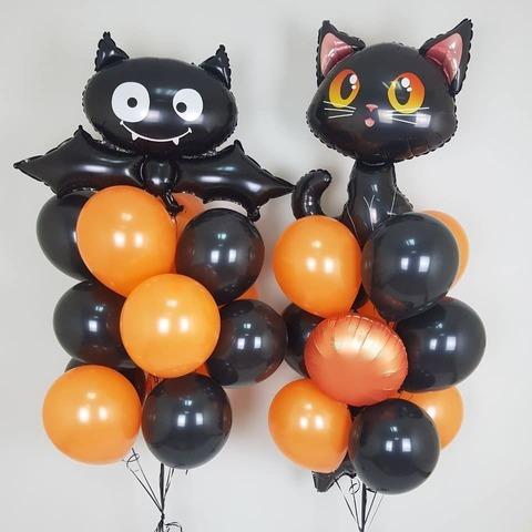 Набор шаров на Хэллоуин №3