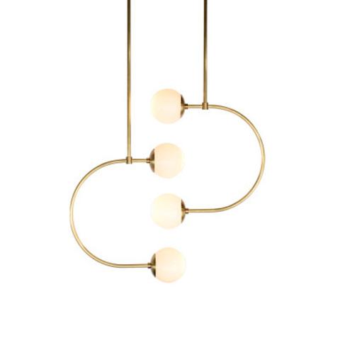 Подвесной светильник копия C Light by Bower (золотой)