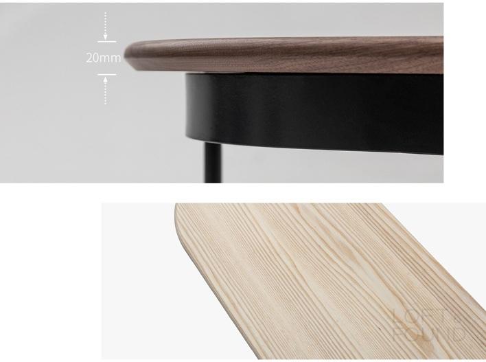 Приставной столик Ziihome