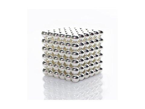 Неокуб (Neocube) Серебро 216 шариков (5 мм)