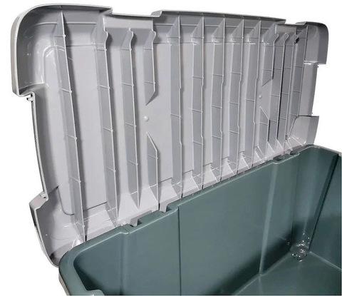 Экспедиционный ящик IRIS HD Box 800D, ребра жесткости крышки.
