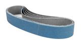 Лента MESSER бесконечная шлифовальная 30х533 #80 (циркониевый электрокорунд) 5 шт